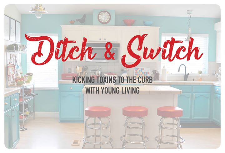 Kicking Toxins to the Curb with Young Living